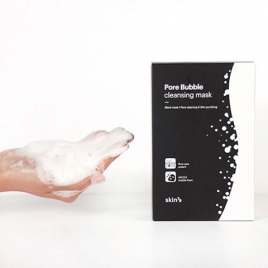 Pore Bubble Cleansing Mask