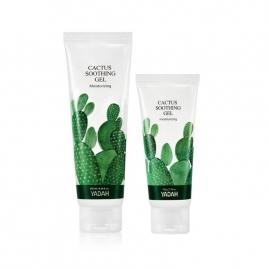 YADAH Cactus Soothing Gel, Łagodzący żel do twarzy, ciała i włosów 250ml