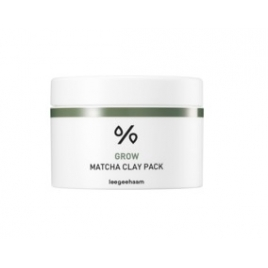 Matcha Clay Pack
