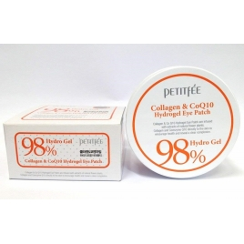 98% Hydro Gel Collagen Coenzyme Q10 Eye Patch 60szt.