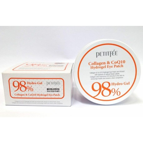 98% Hydro Gel Collagen Coenzyme Q10 Eye Patch 60szt.