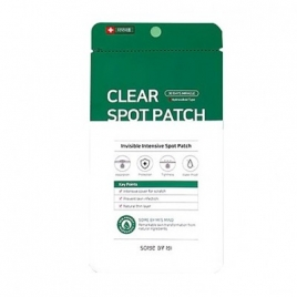 Clear Spot Patch 18pcs