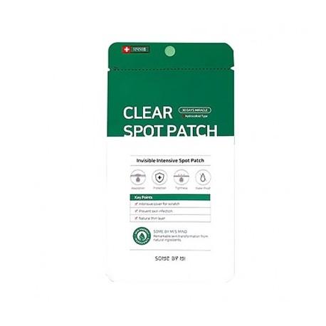 Clear Spot Patch 18pcs