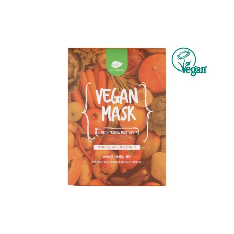 Brightening Moisture Vegan Mask