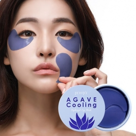 Agave Cooling Hydrogel Eye Mask 60 szt+30 szt