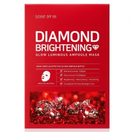 Diamond Brightening Glow Luminous Ampoule Mask